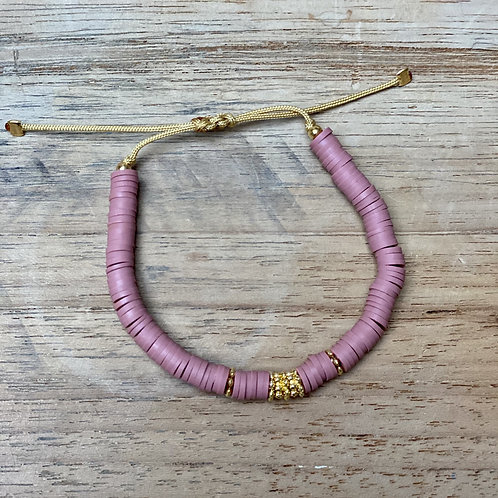 Bracelet Manao – rose