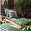 Thumbnail: matelas d'extérieur pour bain de soleil HANOI