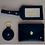 Thumbnail: Porte cartes noir MAISON JEANNE