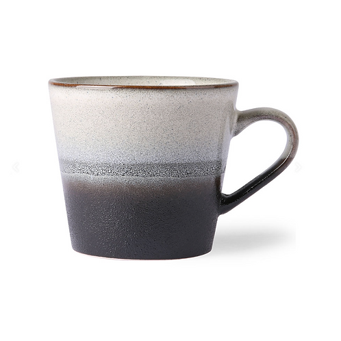 Cappuccino Mug en céramique 70's Rock HK Living
