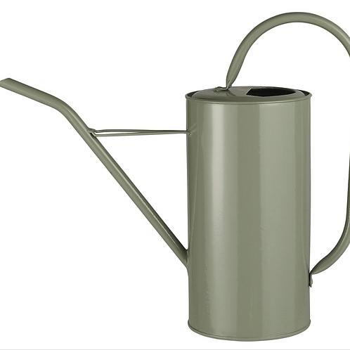 Arrosoir métallique kaki 2,7 litres