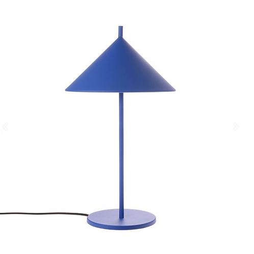 Lampe à poser bleue HK LIVING