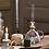 Thumbnail: Lampe à huile à anse Vintage