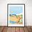 Thumbnail: Affiche Wim' Berck Sur Mer 30x40 cm