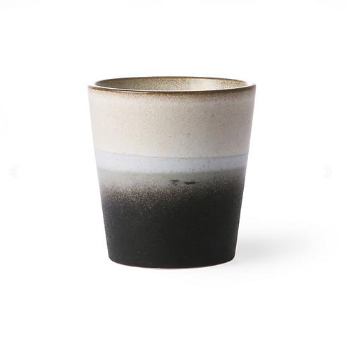Mug en céramique 70's rock HK Living