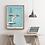 Thumbnail: Affiche Wim' Le Touquet Plongeoir 30x40 cm