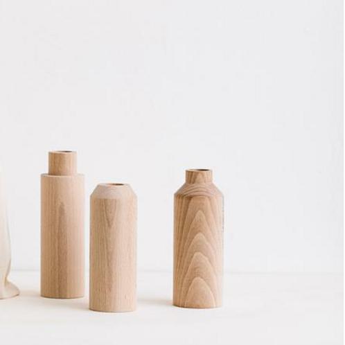 Lot de 3 vases an°so design