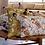 Thumbnail: Coussin en lin Nasik Ivoire 40x60 cm