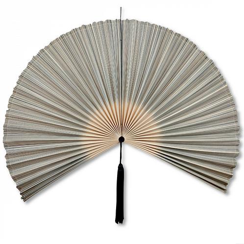 Eventail 130 cm en Bambou