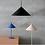 Thumbnail: Lampe à poser bleue HK LIVING