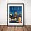 Thumbnail: Affiche Sacrée Lilloise Lille Lumière du Nord 30x40 cm