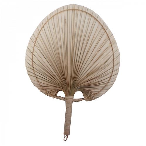 Eventail feuille de palmier 30 CM