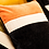 Thumbnail: Coussin en velours Bundi Cimarron 40x60 cm