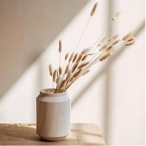 Vase bois an°so design