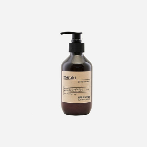 Lotion pour les mains Northern dawn MERAKI