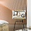 Thumbnail: Coussin en lin Tikri Ivoire 40x60 cm