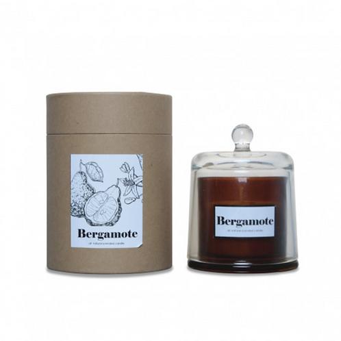 Bougie cloche Bergamotte pétillante