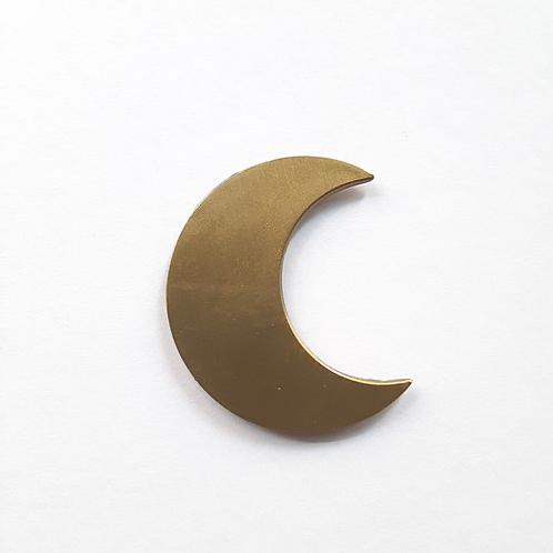 Bijou mural lune aimanté POUSSIERE DES RUES