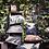 Thumbnail: Coussin jungle 45x45cm HK LIVING