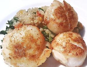Pan seared Sea Scallops with Quinoa and Kale._edited.jpg