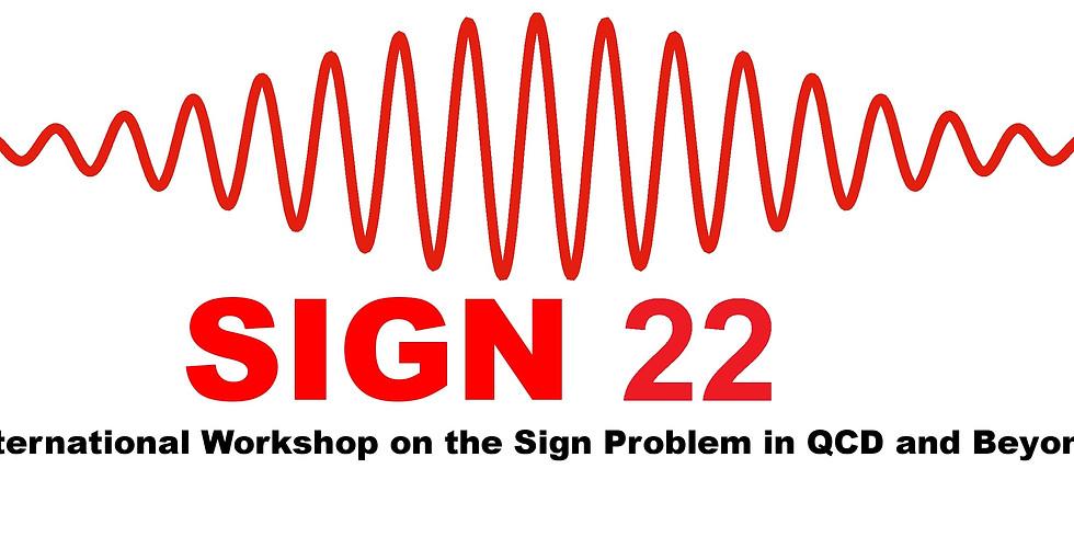 SIGN 2022 - Flagship Workshop