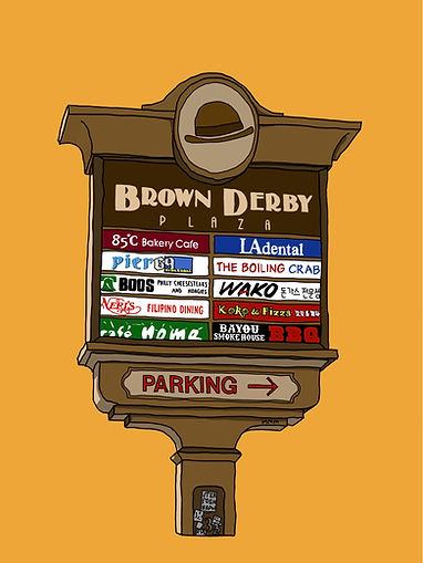 KT 02- Brown Derby- Wilshire & Alexandri