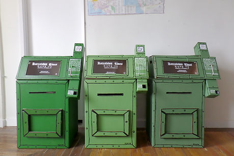 Koreatown Times Newspaper Dispensers