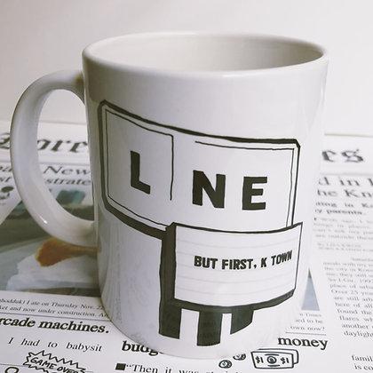 Koreatown Coffee Mug