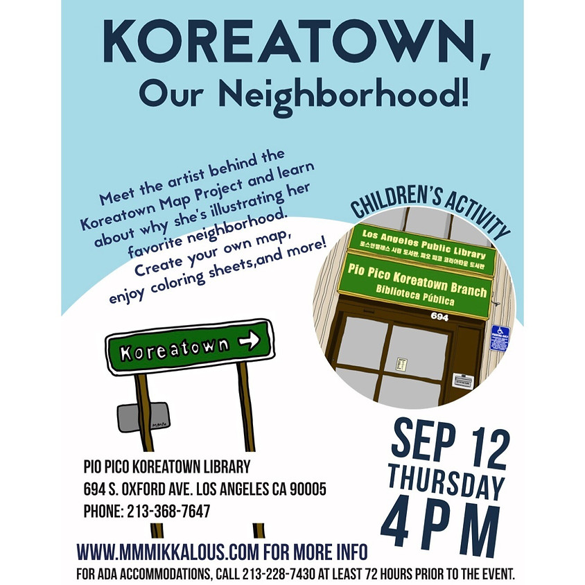 Koreatown, Our Neighborhood!