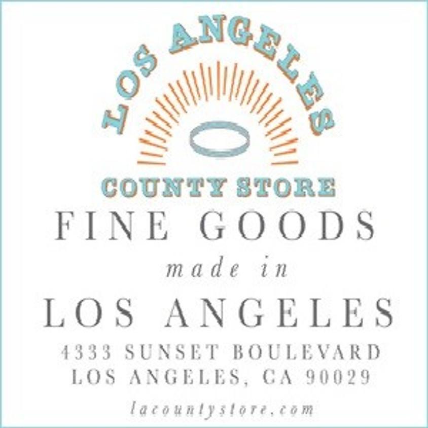 Featured Artist @ LA County Store
