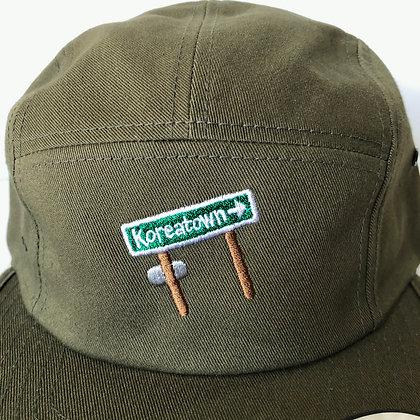 Koreatown 5-Panel Hat