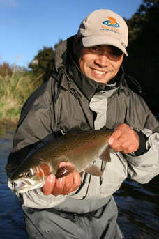 Tongairo Rainbow trout