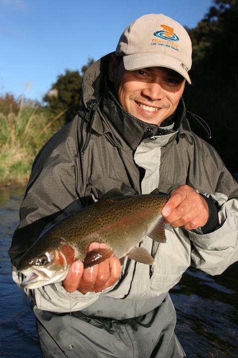 Tongairo Rainbow trout