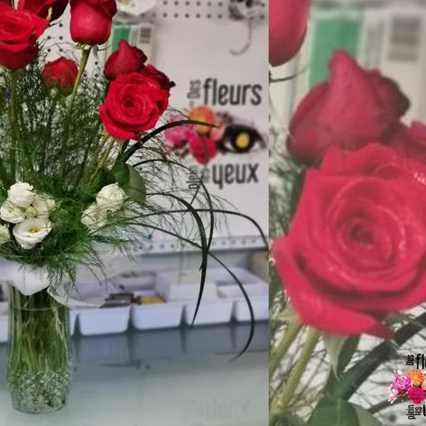 Des fleurs plein les yeux