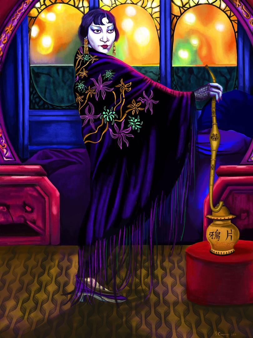 Opium Temptress