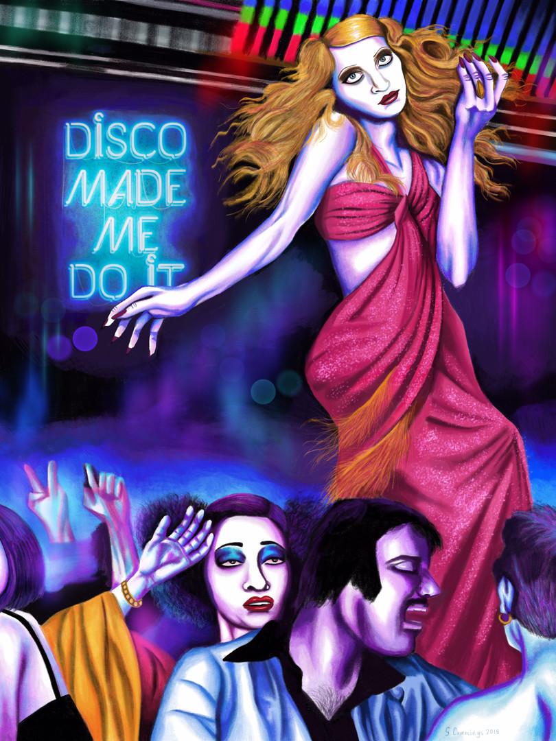 Disco Made Me Do It