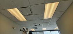 Warm Temp LED T8 Lighting