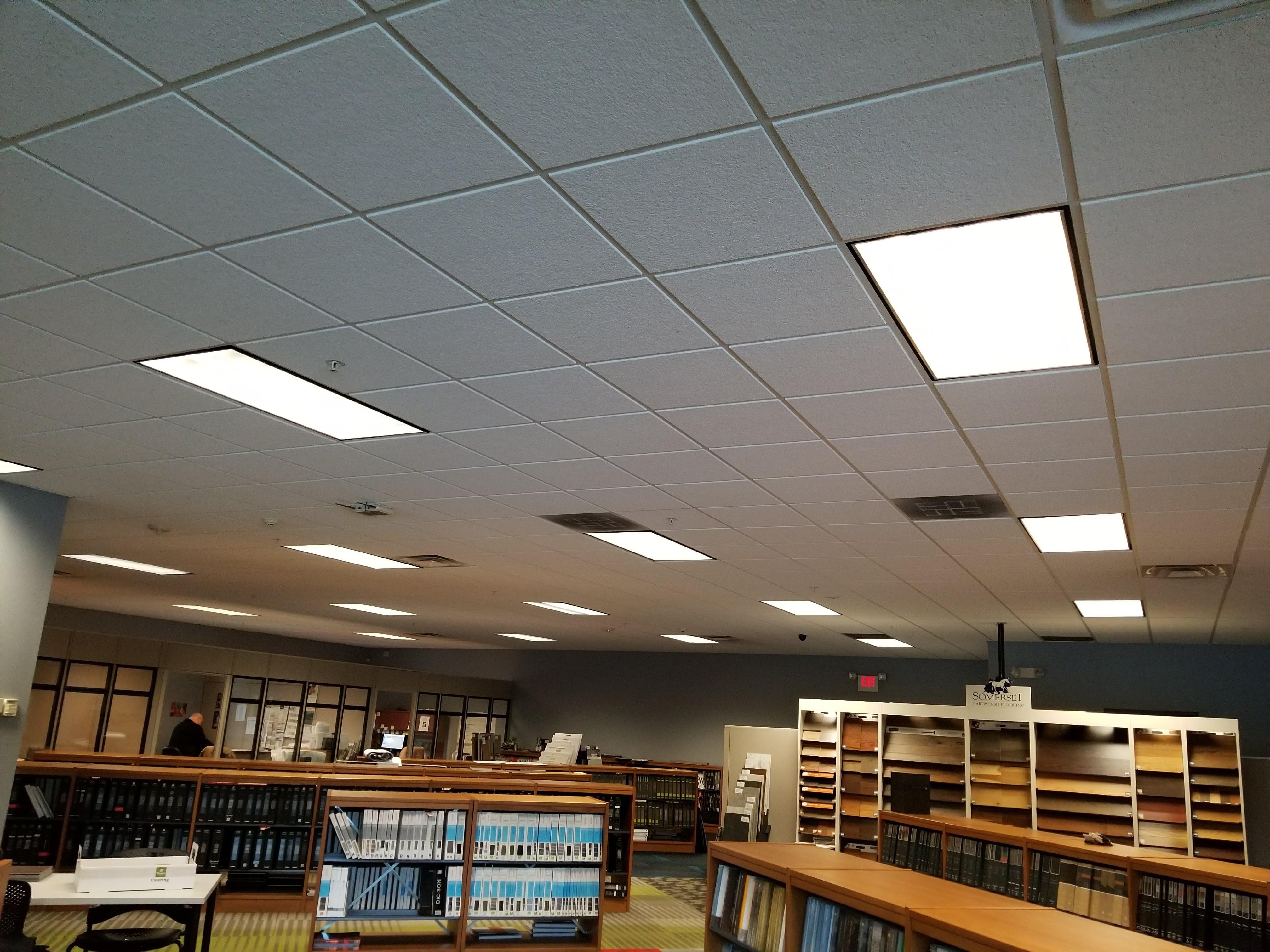 LED Troffers