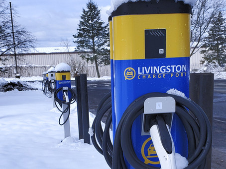 New York Businesses Can Get LEED Alternative Fuel Points with Electric Vehicle Chargers