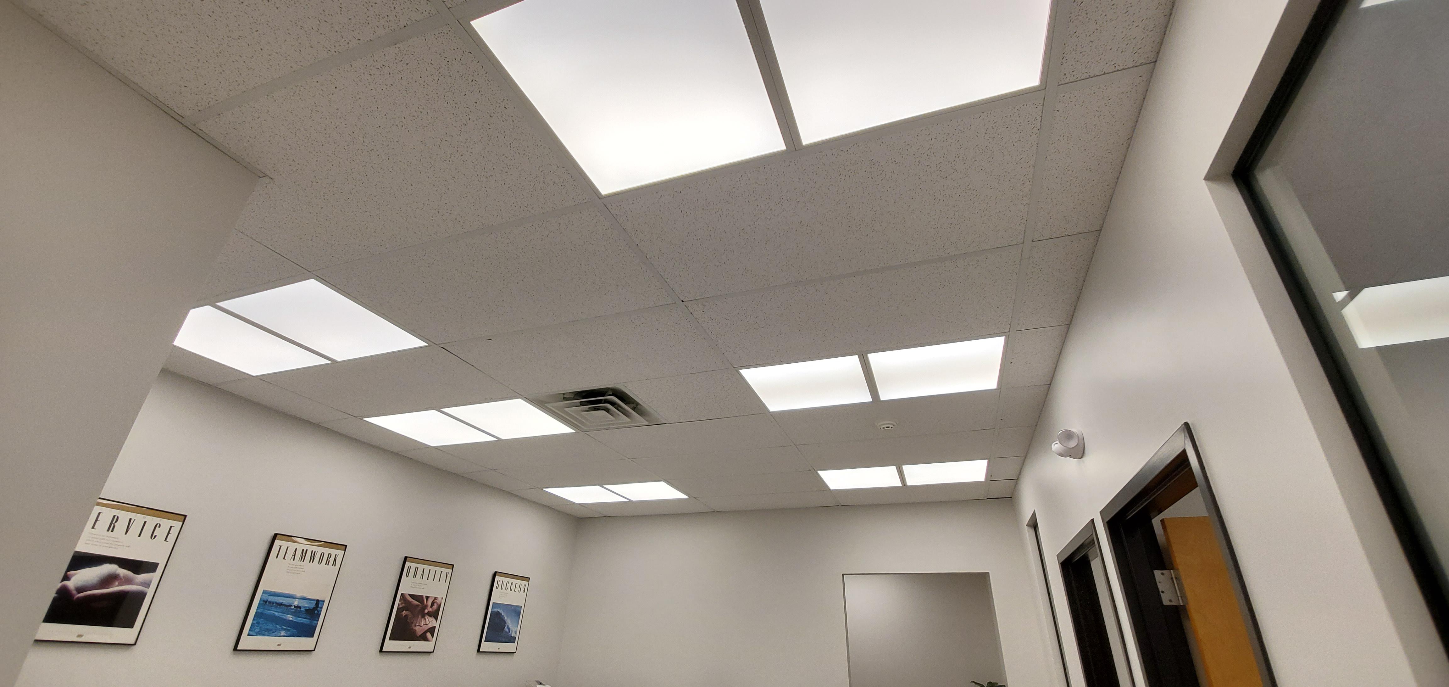 2x2 LED Panels
