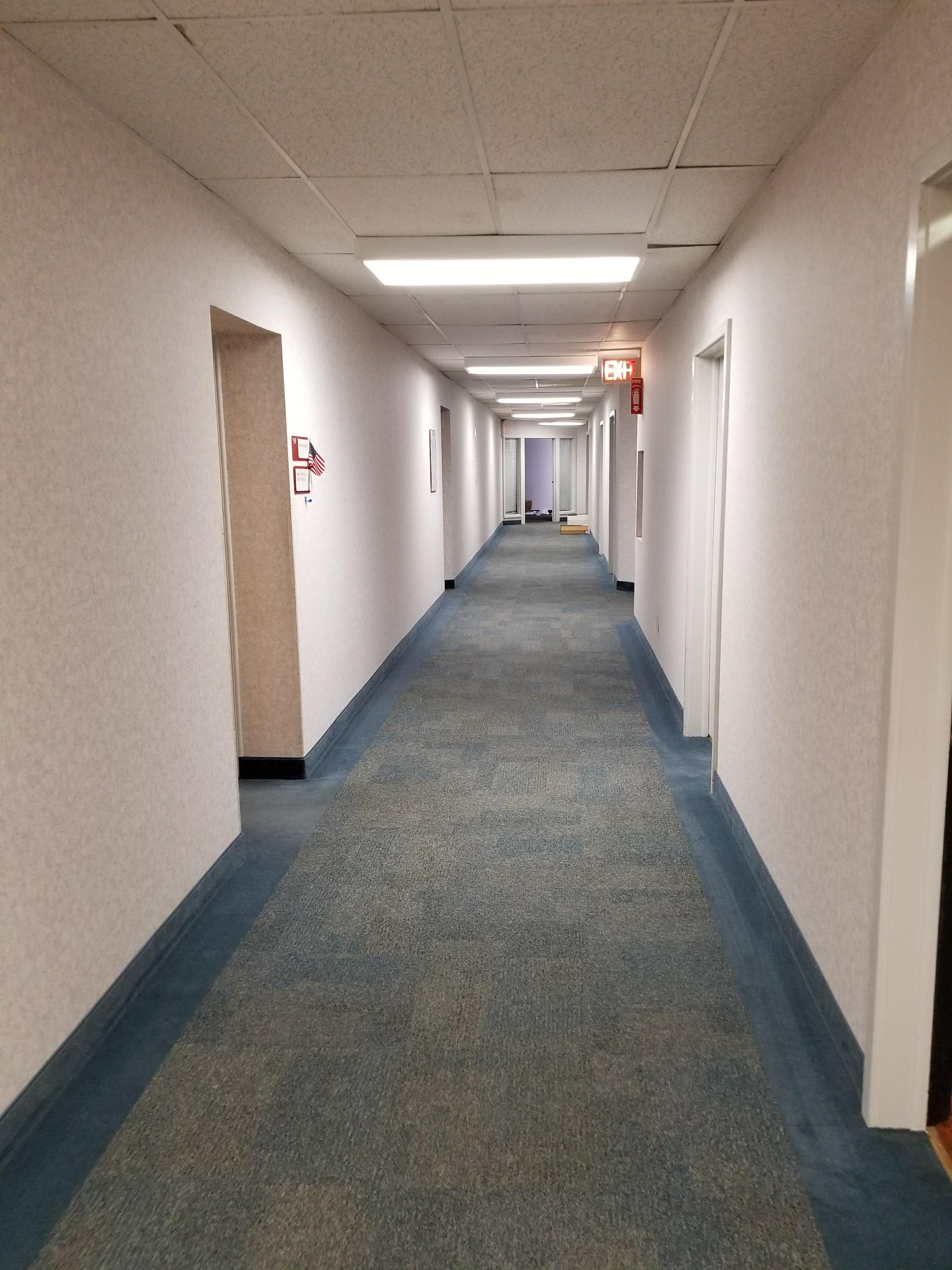 Hallway LED Retrofit