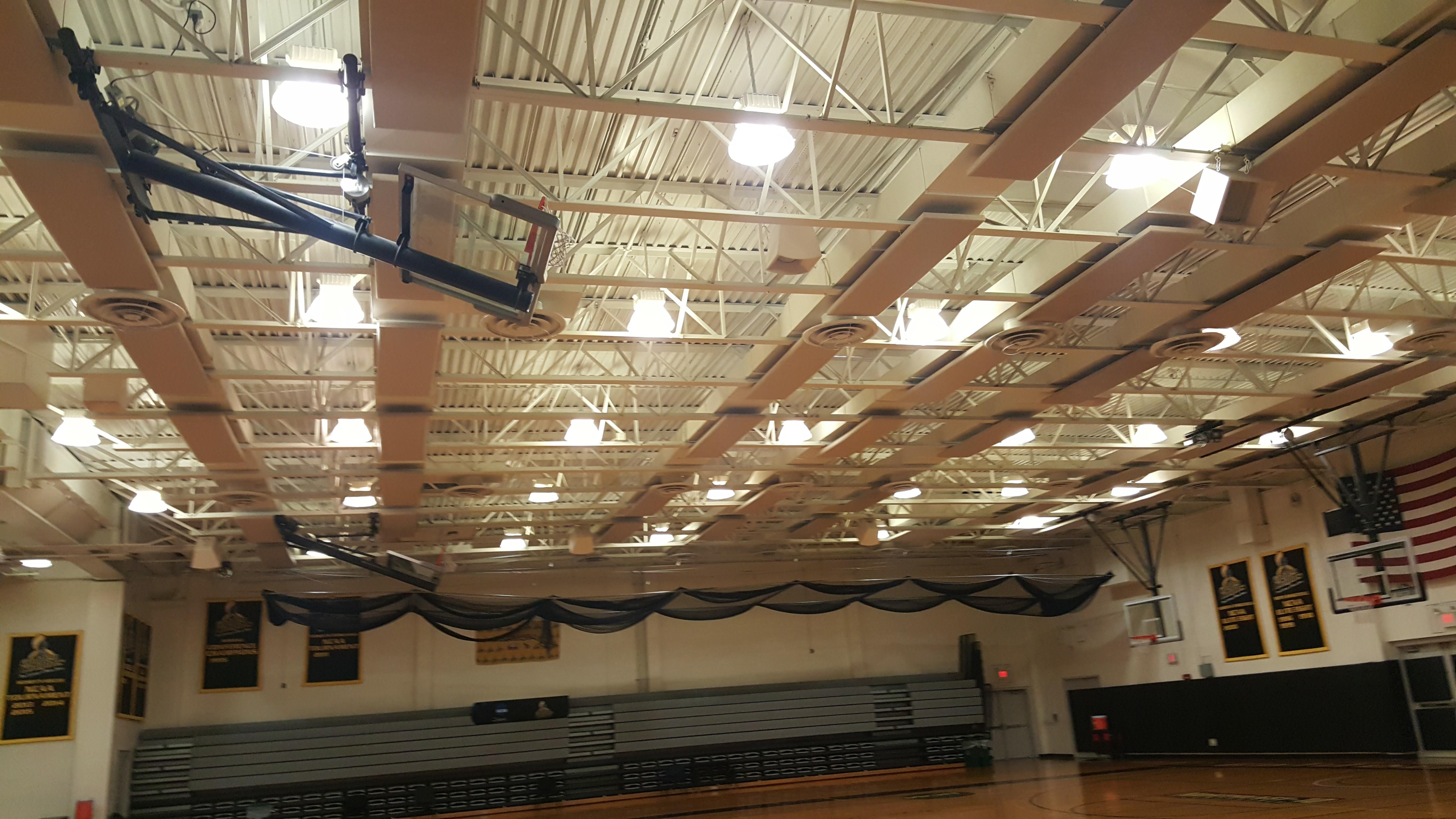 Gymnasium Highbays