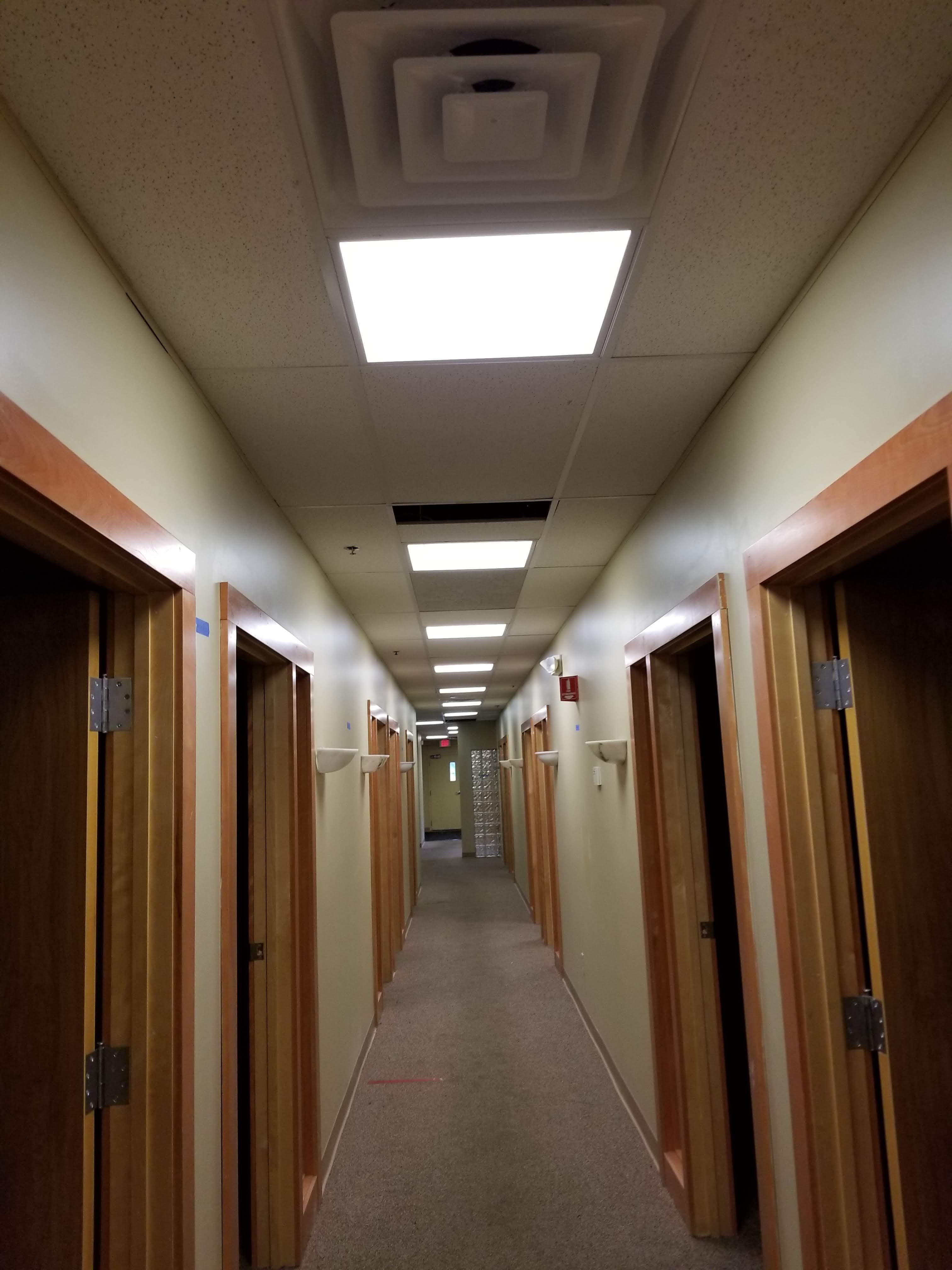 Hallway Retrofit