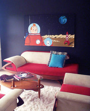 50s lounge suite