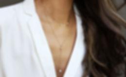 necklace - rose goldchoker & lariat.jpg