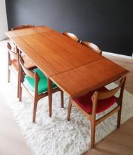 Otto Larsen Dining Suite