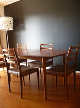 Fred Lowen Dining Suite