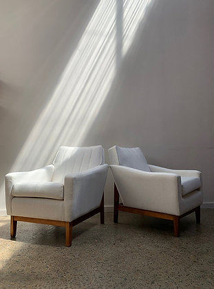 Pair of 60s Retro Chairs
