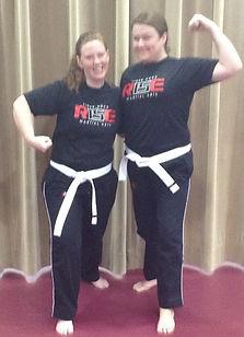women kickbox high point, greensboro, nc