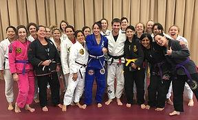 Brazilian Jiu-Jitsu (BJJ) Martial Arts Women Class Greensboro, Kernersville, Archdale, HIgh Point NC